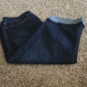 NWOT Style & Co Curvy Jeans